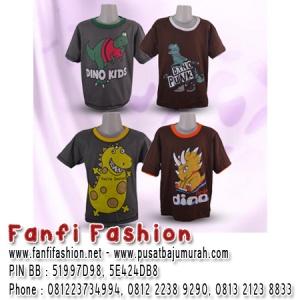 jumping-bean-tshirt-sablon fanfi fashion baju export & import murah berkualitas