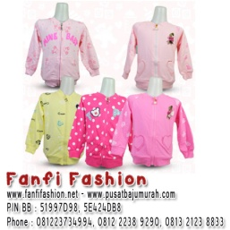 jaket baby girl fanfi fashion